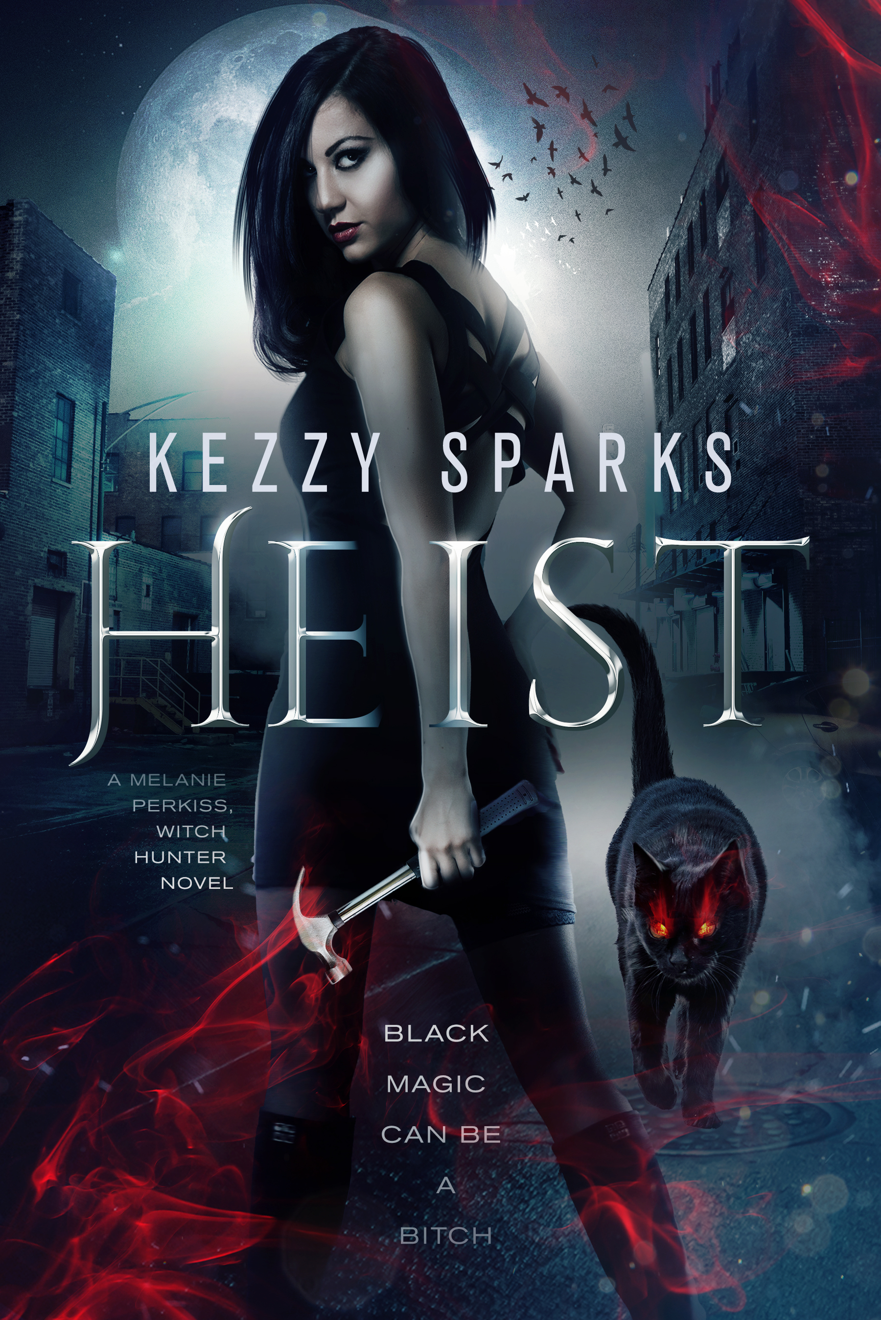 KEZZY SPARKS | An author of supernatural and paranormal